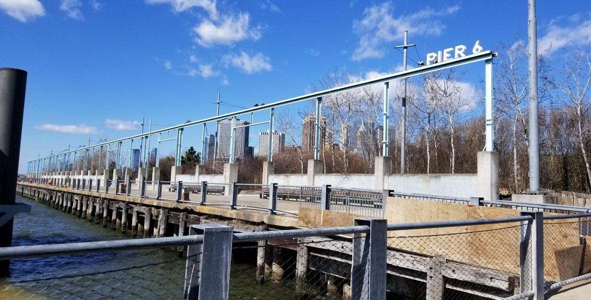 PIER 6 Brooklyn NY